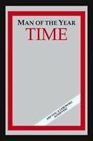 Time: Man Of The Year - Bar Mirror (the Big Lebowski) (size: 9 X 12)