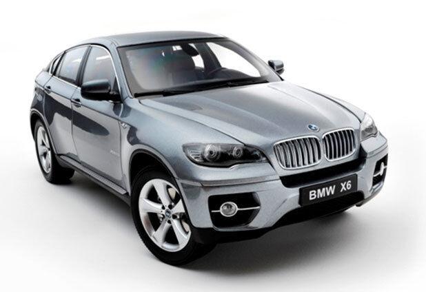 1 18 KYOSHO  BMW BMW Χ6 (Ε71) xDrive 50i SPACE GREY ITEM  8761SG