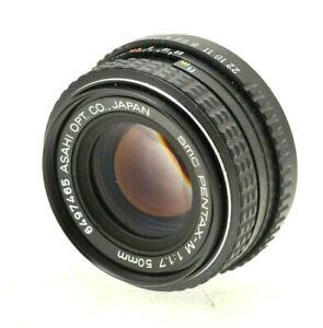 Pentax-SMC-M-50mm-f1-7-Pentax-PK-Mount-schnell-Prime-Lens