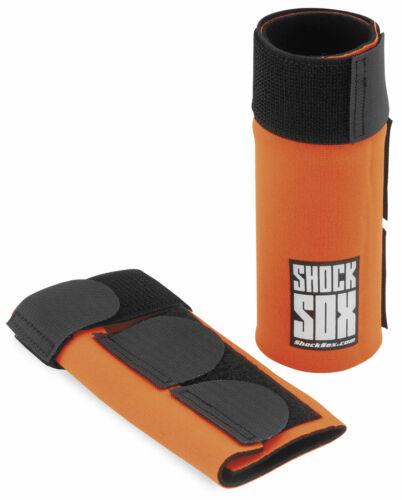Shock Sox Street Shock Sox Orange Upside Down
