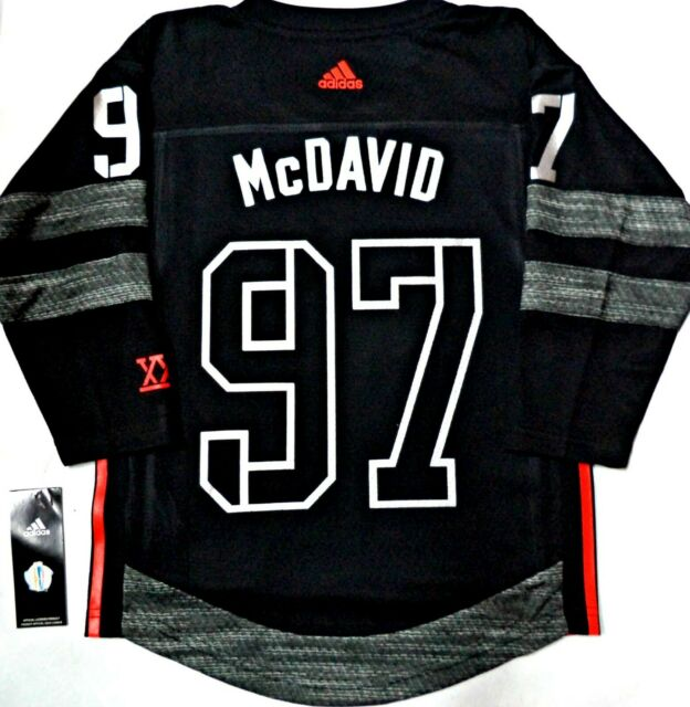 save off 0842d 85259 YOUTH L/XL NWT CONNOR McDAVID NORTH AMERICA 2016 WORLD CUP HOCKEY ADIDAS  JERSEY