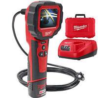 12 Volt M12 M-spector Digital Inspection Camera Milwaukee 2313-21 on sale