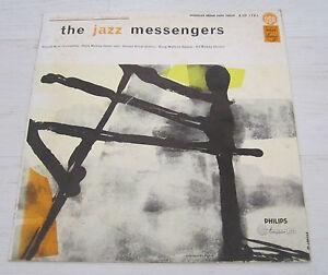 THE-JAZZ-MESSENGERS-RARE-FRENCH-LP-ORIGINAL-BLAKEY-BYRD-WATKINS-MOBLEY-SILVER