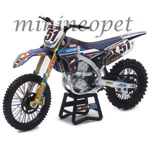yamaha dirt bikes. image is loading new-ray-57713-motocross-jgr-yamaha-yz-450f- yamaha dirt bikes