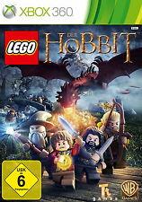 Xbox 360 LEGO Der Hobbit Herr der Ringe Kinder Spiel deutsch OVP gebraucht