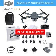 3PCS Battery DJI Mavic Pro Fly More Combo Active Track GPS 4K Stabilized Camera