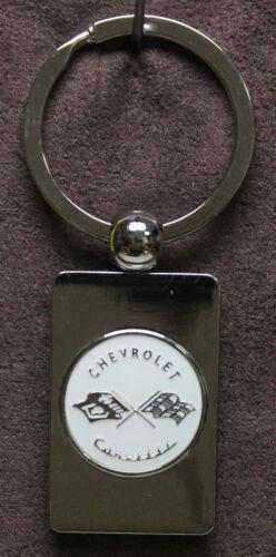 Corvette Chrome Key Chain