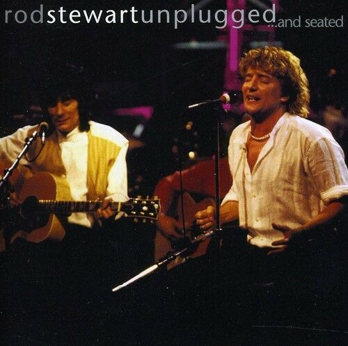 1 of 1 - Rod Stewart - Unplugged & Seated [New CD]