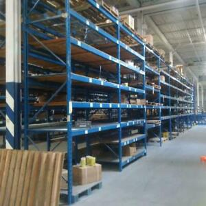 Industrial Shelving - Pallet Racking - Guardrail - Mezzanine - Cantilever - Wire Partition Barrie Ontario Preview