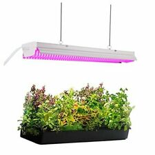 50W Aluminum Shell with Good Heat Dissipation 250W Equivalent for Indoor Plants Flowering and Fruiting Pack of 2 Byingo LED Grow Light Bulb 660nm All Deep Red Spectrum