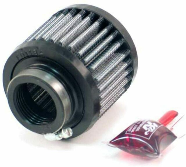 Universal Crankcase Vent Air Filter  K/&N Engineering 62-1120