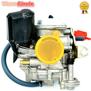 SYM-MIO-50-SCOOTER-50CC-GY6-CARBURETOR-CARB-NEW