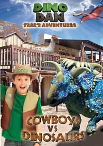 BRAND-NEW-DVD-Dino-Dan-Trek-039-s-Adventures-Cowboys-vs-Dinosaurs-2015