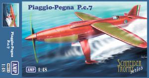 hasta un 65% de descuento Amp 1 48 48 48 Piaggio-Pegna P. C.7 Schneider Trofeo Serie  48011  descuento de bajo precio