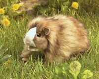 Guinea Pig Puppet 3070 For 2016 Free Ship/usa Folkmanis Puppets