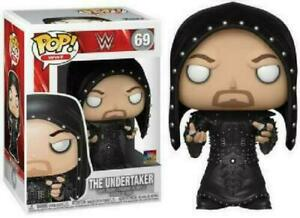 FunKo-Pop-Wrestling-WWE-Legend-The-Undertaker-Hooded-Figure-74-Collectible-New