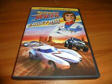 Speed Racer: Next Generation - Comet Run (DVD, Full Frame  2009) Used Animated