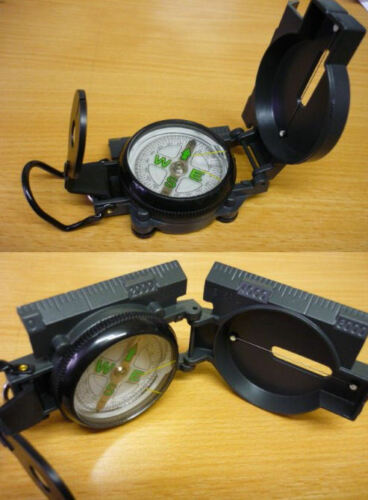 CI Ranger Compass locating and March Compass Federal Military orientation Military selection
