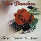 Siete Notas de Amor by El Trio Los Panchos (CD, Jan-2003, CD Baby (distributor))