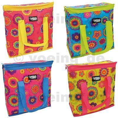 """Klug 2x Kühltasche """"cooler Bag"""" 16 Liter Kühlkorb Thermotasche Kühlbox Isoliertasche Niedriger Preis Kühlboxen & Kühlschränke"""