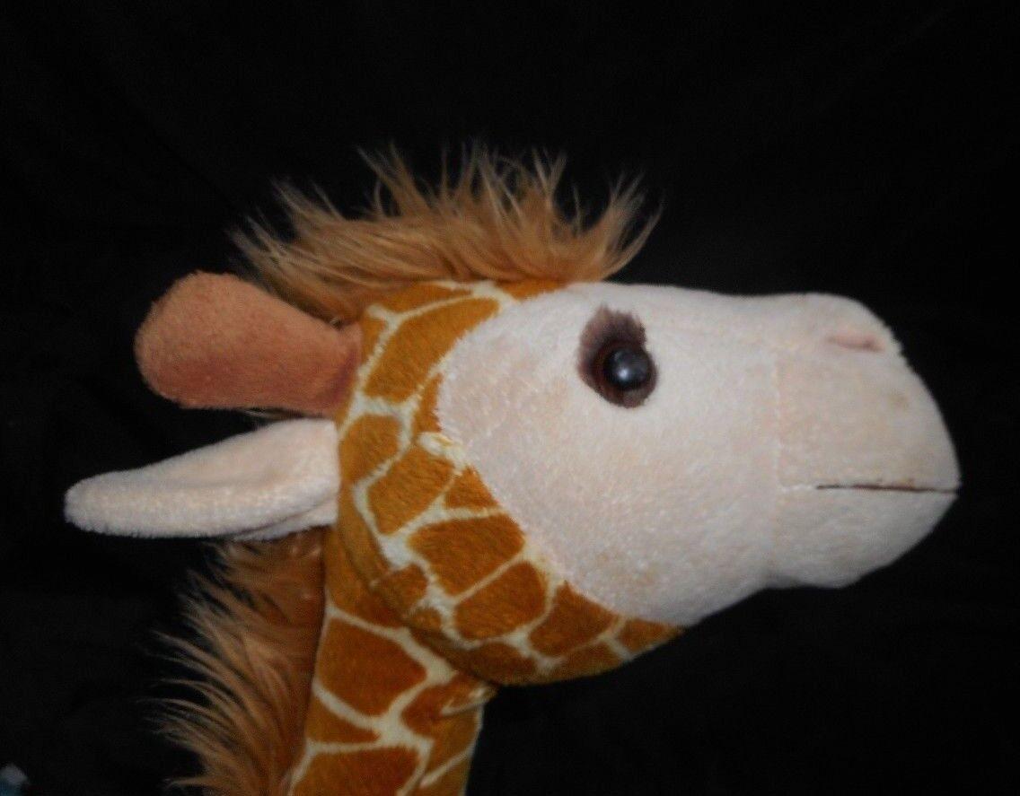 61cm Groß 2010 2010 2010 Geoffrey Spielsachen R Us Hellbraun Baby Giraffe Plüschtier 2e164d