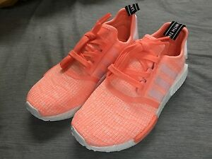 540f6fb58 Adidas NMD R 1 W BY3034 Women Sun Glow Pink Authentic Boost