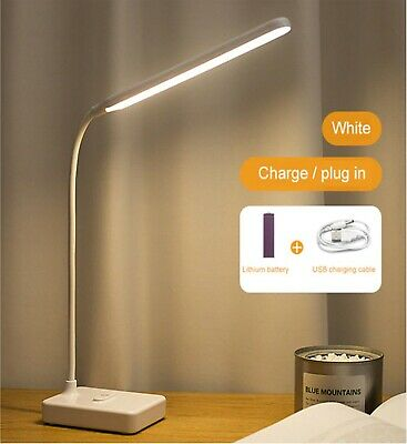 Desk Lamp Touch Table Lamps For Living, Folding Desk Lamp Dimmable