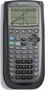 Details about Texas Instruments 89TVSC/CBX/1L1/A TI89 TITANIUM Viewscreen  Calculator NIB