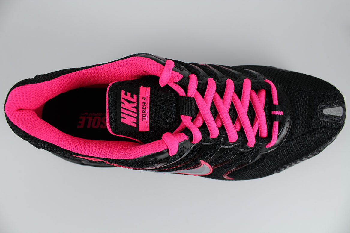 657b129221 Nike Womens Air Max Torch 4 Running Shoe Black/pink US Size 8m for sale  online | eBay