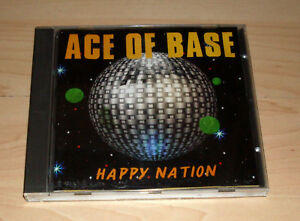 CD-Album-Ace-of-Base-Happy-Nation-All-that-She-Wants-Wheel-of-Fortune