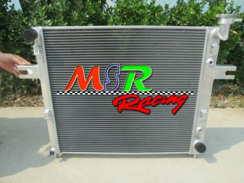 Aluminum radiator for JEEP GRAND CHEROKEE WJ//WG 4.7L V8 1999-2005 2000 2001 2002