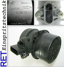 Luftmassenmesser BOSCH 0280218034 Audi TT A3 A4 original