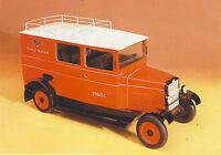 AK: Landkraftwagen der Deutschen Reichspost, um 1940