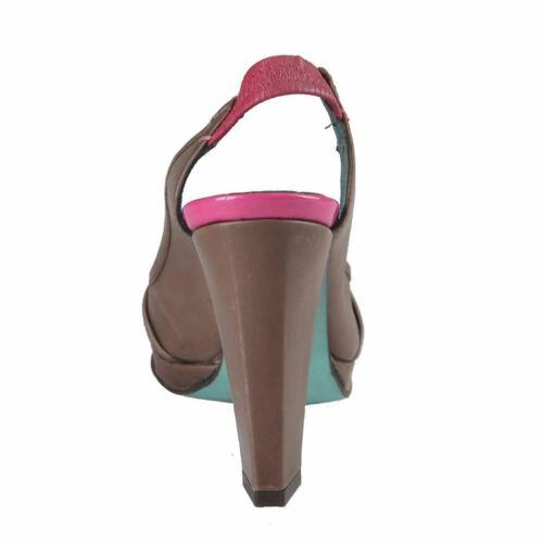 Details about  /C/'N/'C CoSTUME NATIONAL Women/'s Crisscross Stiletto Sandal Tan Brown Olive NEW