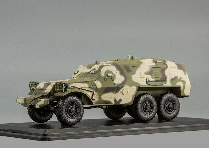 Start Scale Models (SSM) 1 43. BTR-152K Russian Armored Personnel Carrier.