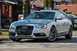 2013 Audi A5 2.0T AWD Navigation No Accidents