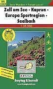 Zell am See, Kaprun, Europa Sportregion, Saalbach. Wande... | Buch | Zustand gut