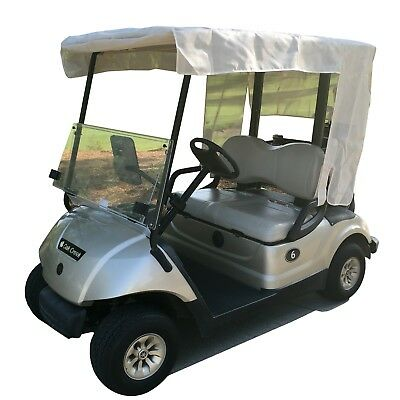 Yamaha Drive Golf Cart Sun Shade Uv Mesh Screen