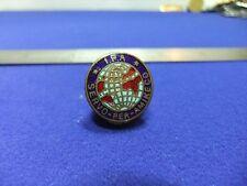 vtg badge ipa international police association lapel founded 1950