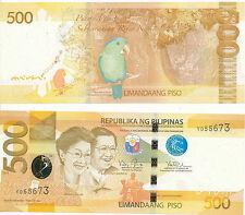 Philippinen / Philippines - 500 Piso 2010 UNC - Pick 210