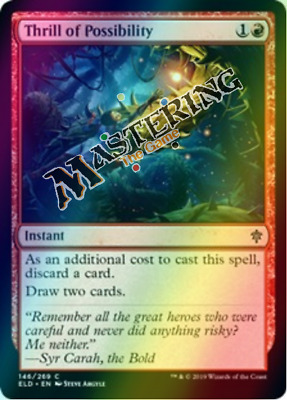 4x FOIL Happily Ever After Throne of Eldraine MtG MasteringtheGame