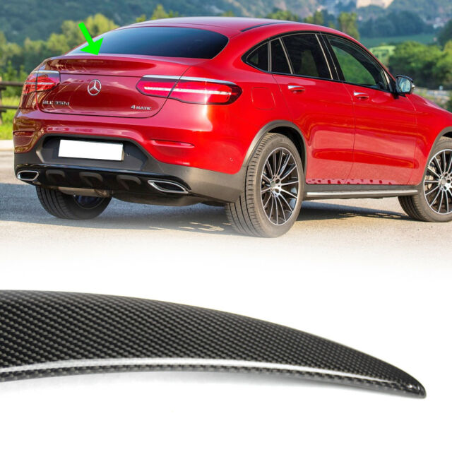 For Mercedes Benz Glc Class Coupe Glc300 Glc250 Spoiler