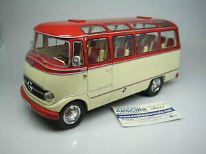 1-18-Bos-Models-BOS211-Mercedes-Benz-O319-319-205049-RESINE-RARE-SIM-Norev-Otto