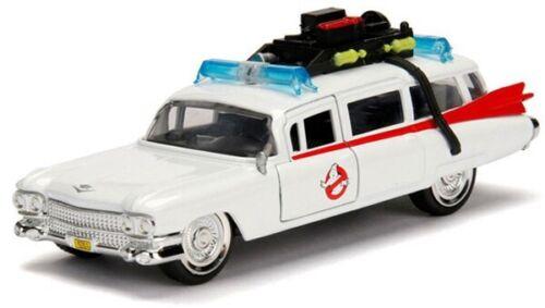 "1959 Cadillac Ecto-1     /""GHOSTBUSTERS/"" Hollywood Rides  Jada 1:32"