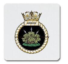 HMS AMBUSH GLASS KITCHEN CHOPPING BOARD