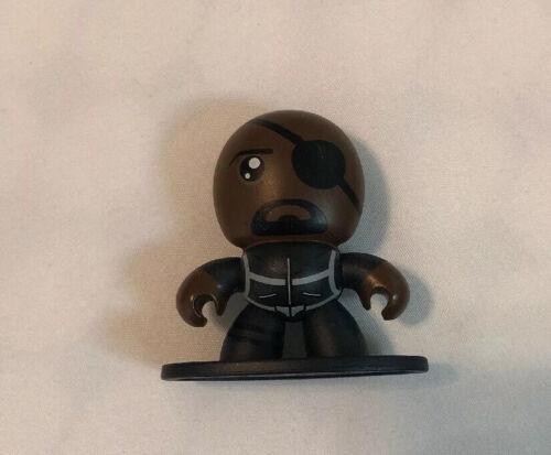 Micro Muggs Nick Fury Vengeurs Series 1 Loose Mini Figure Blind Box