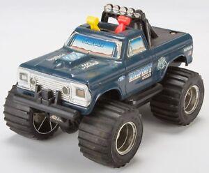 1983 Playskool Ford Bigfoot Monster Truck 460 Powered 4X4 80s ...