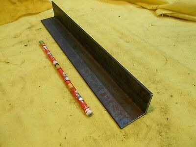 "A-36 STEEL ANGLE tool die machine shop stock fab 1//4 x 2 1//2/"" x 2 1//2/"" x 12/"" OAL"