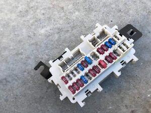 02 03 04 05 06 Nissan Altima Dash Relay Fuse Box OEM A1 | eBay