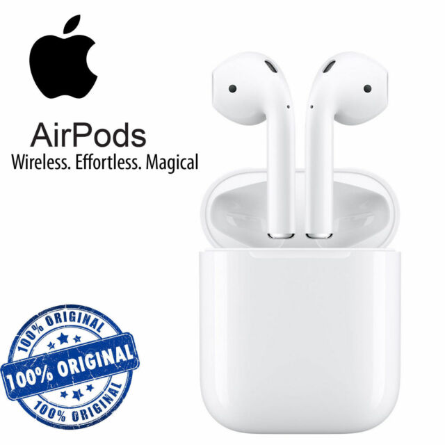Apple AirPods Auricolare Stereofonico Bianco auricolare telefono